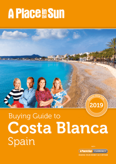 Guide Cover for Costa Blanca