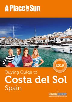 Guide Cover for Costa del Sol