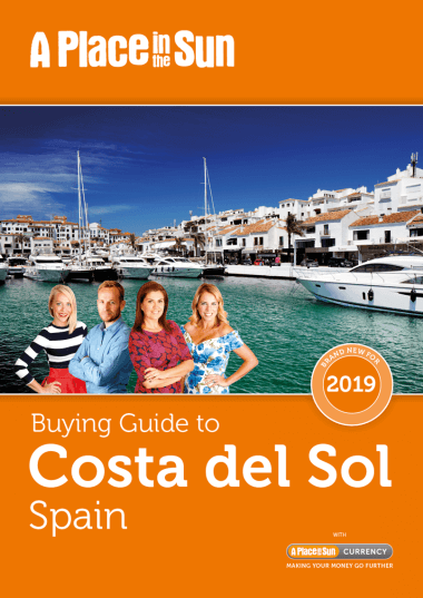 Guide Cover for Costa del Sol