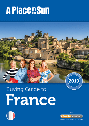 Guide Cover for France