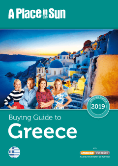 Guide Cover for Greece