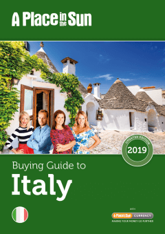 Guide Cover for Italy