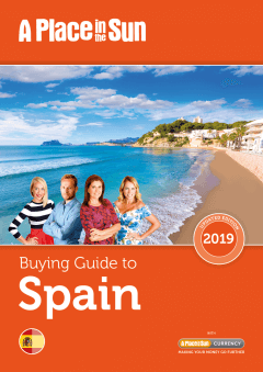 Guide Cover for Spain