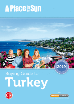 Guide Cover for Turkey