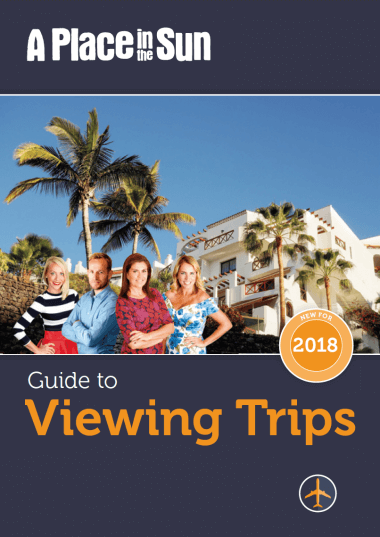 Guide Cover for Viewing Trips