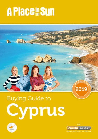 Guide Cover for Cyprus